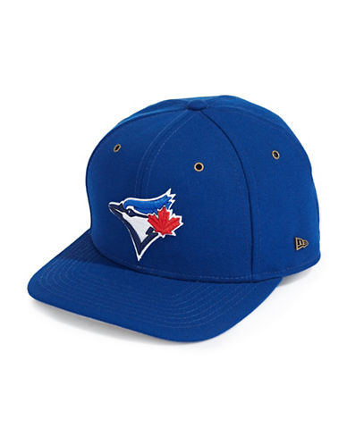 New Era Classic Toronto Blue Jays Baseball Cap-NAVY-One Size
