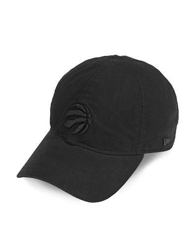 New Era Toronto Raptors Baseball Cap-BLACK-One Size