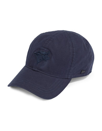 New Era Toronto Blue Jays Baseball Cap-NAVY-One Size
