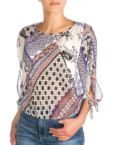 Guess Topanga Top-MOROCCAN-Medium