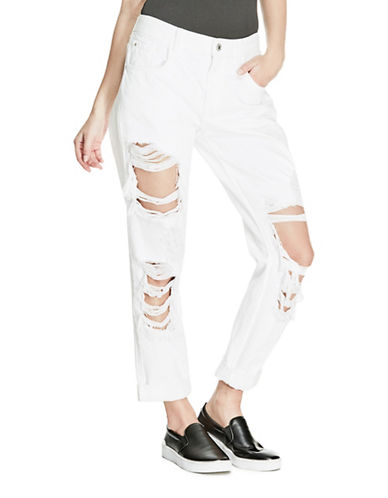 Guess Boy-Fit Destroyed Jeans-OPTIC WHITE-27