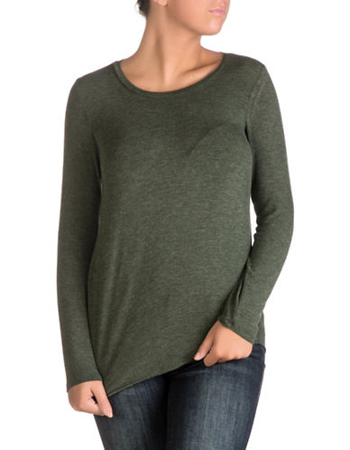 Guess Oasis Jersey Tee-GREEN-X-Small 89537566_GREEN_X-Small