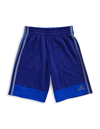 Adidas Mesh Logo Shorts-ROYAL BLUE-Small 89862995_ROYAL BLUE_Small