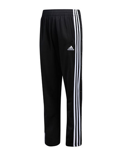 Adidas Iconic Snap Track Pants-BLACK-Large 89862993_BLACK_Large