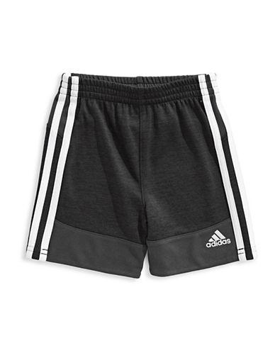 Adidas Mesh Logo Shorts-BLACK-4 89863064_BLACK_4