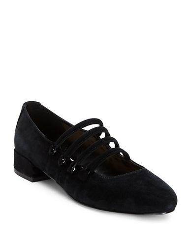 Imnyc Isaac Mizrahi Norie Cadiz Ballet Flats-BLACK-6