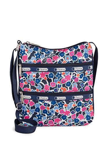 Lesportsac Kylie Crossbody Bag-NAVY BLUE-One Size