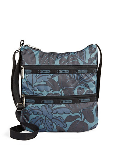 Lesportsac Kylie Crossbody Bag-MIDNIGHT-One Size