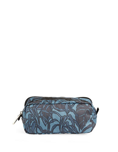 Lesportsac Kevyn Double Zip Pouch-MIDNIGHT-One Size