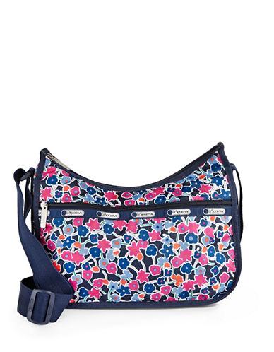 Lesportsac Classic Hobo Bag-NAVY BLUE-One Size