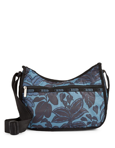 Lesportsac Classic Hobo Bag-MIDNIGHT GREEN-One Size