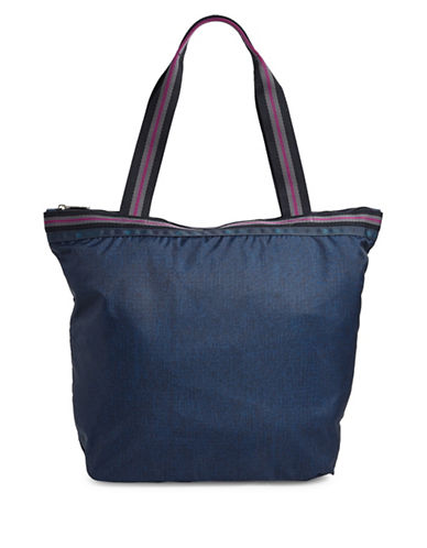 Lesportsac Hailey Tote-BLUE-One Size