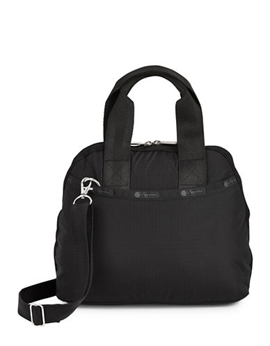 Lesportsac Amelia Mini Satchel-BLACK-One Size