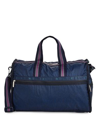 Lesportsac Medium Weekender Bag-BLUE-One Size
