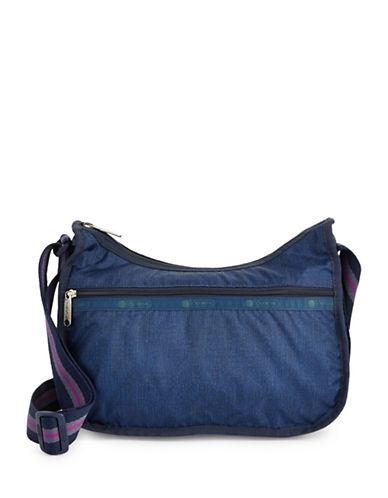 Lesportsac Classic Hobo Bag-BLUE-One Size