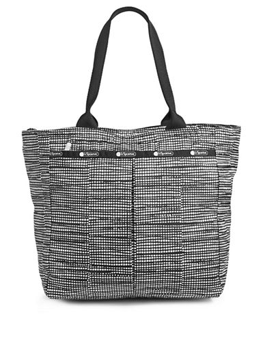 Lesportsac Everygirl Tote Bag-GREY-One Size