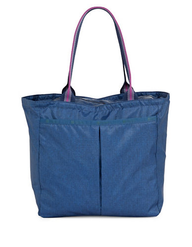 Lesportsac Everygirl Tote Bag-BLUE-One Size