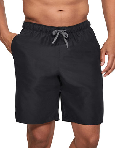 Under Armour Mania Volley Board Shorts-BLACK-Medium 89844124_BLACK_Medium
