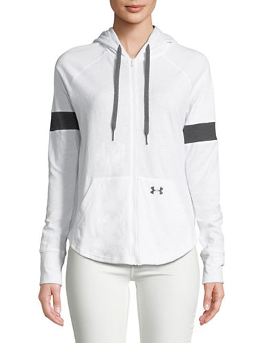 Under Armour Sportstyle Hoodie-NATURAL-X-Large 89983170_NATURAL_X-Large