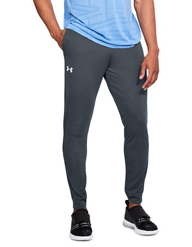 Under Armour Sportstyle Pique Jogger Pants-STEALTH GREY-Large 89948308_STEALTH GREY_Large