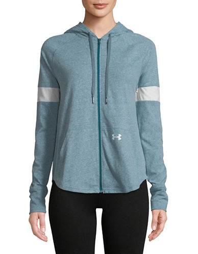 Under Armour Sportstyle Hoodie-GREEN-Small 89983174_GREEN_Small