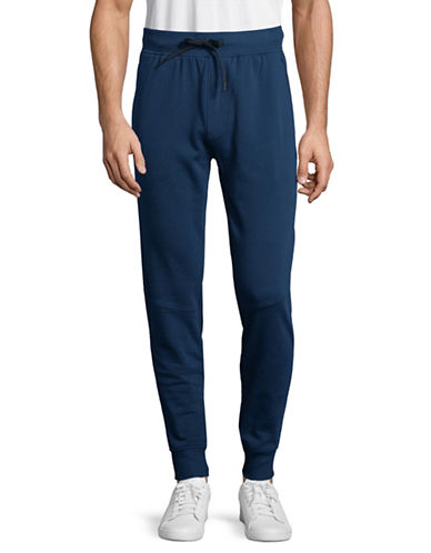Under Armour Threadborne Terry Jogger Pants-BLUE-Medium