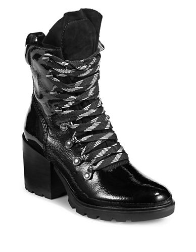 Kendall + Kylie Spencer Lace-Up Boots-BLACK-10