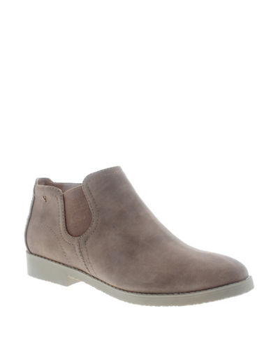 Indigo Rd Aderley Flat Booties-BROWN-7.5