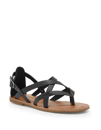Lucky Brand Ainsley Leather Gladiator Sandals 90024106