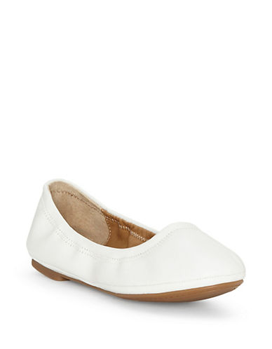 Lucky Brand Emmie Leather Ballet Flats 90024254