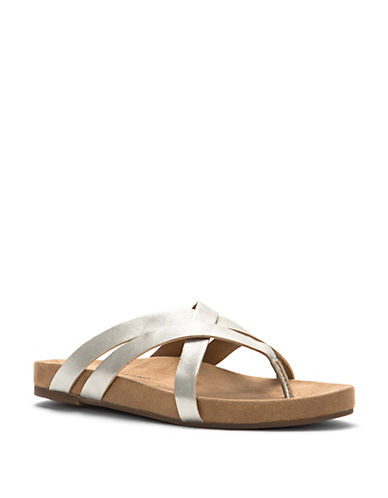 Lucky Brand Fillima Leather Sandals 90024152