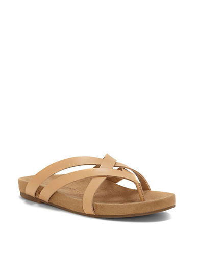 Lucky Brand Fillima Leather Sandals 90024129