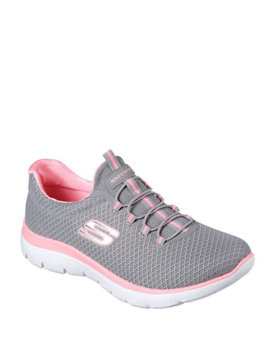 Skechers Summits Sneakers-GREY-6.5