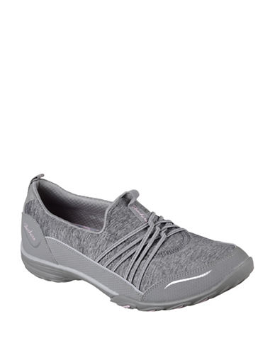 Skechers Empress Solo Mod Sneakers-GREY-5