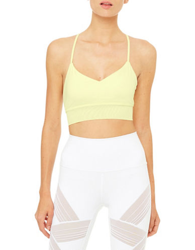 Alo Yoga Elasticized Support Sports Bra 90025275