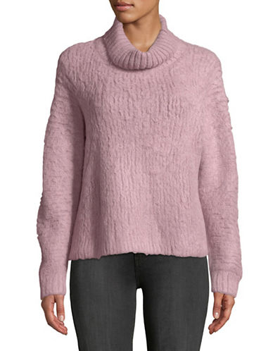 Rachel Comey Candor Wool-Blend Sweater-LILAC-X-Small