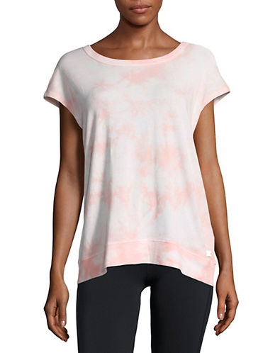 Calvin Klein Performance Tie-Dyed Short-Sleeve Top 90119012