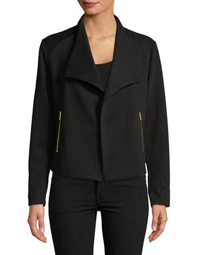 Calvin Klein Textured Flyaway Jacket 89827994