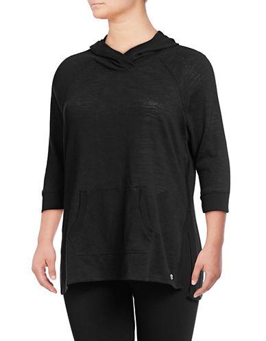 Calvin Klein Performance Plus Quarter-Sleeve Hoodie 90077117