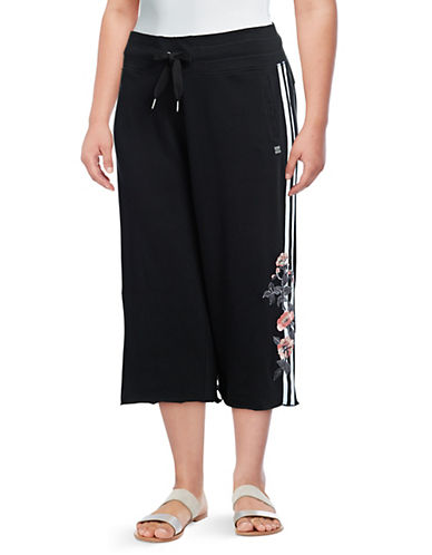 Calvin Klein Performance Plus Embroidered Sweat Culottes 90077140