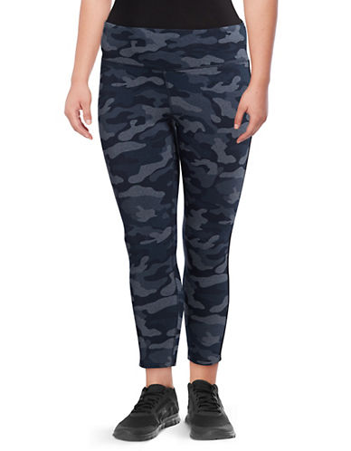 Calvin Klein Performance Plus Plus Camouflage Leggings 89846289
