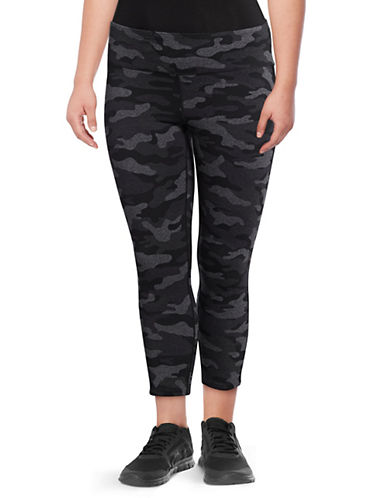 Calvin Klein Performance Plus Plus Camouflage Leggings 89846280