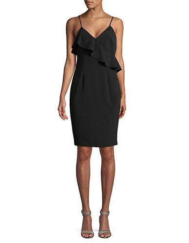 Calvin Klein Ruffled Strappy Dress 89924836