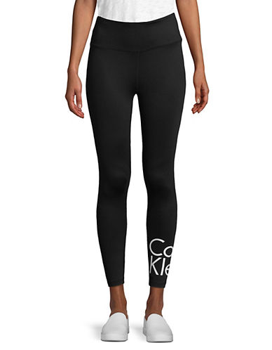 Calvin Klein Performance High Waisted Panel Leggings 89959944