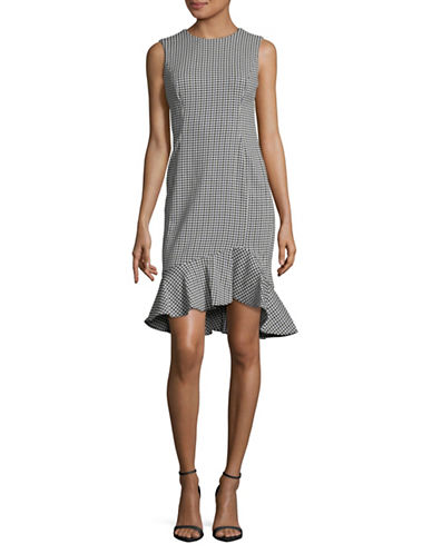 Calvin Klein Ruffled Sleeveless Dress 89912069