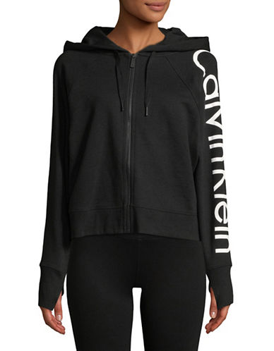 Calvin Klein Performance Full-Zip Hooded Jacket 89959904