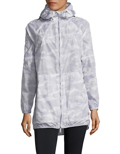 Calvin Klein Performance Camo-Print Hooded Jacket-WHITE-X-Large 89959897_WHITE_X-Large