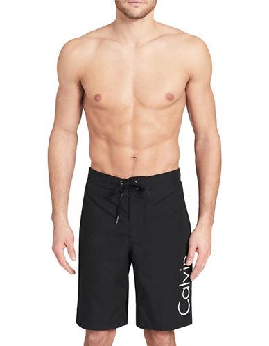 Calvin Klein Flat Front Board Shorts 89812670