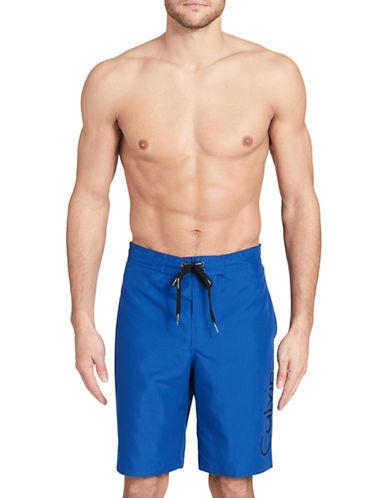 Calvin Klein Flat Front Board Shorts 89812672