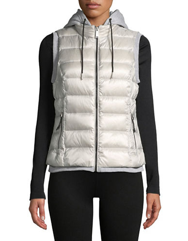 Calvin Klein Performance Sherpa Puffer Vest-GREY-Small 89713201_GREY_Small